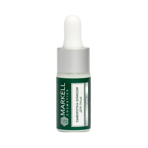 Markell Natural Beauty SKIN&CITY Сыворотка-эликсир для лица Снежный гриб, 10 мл pleyana сыворотка биоревиталайзер эликсир 30 мл