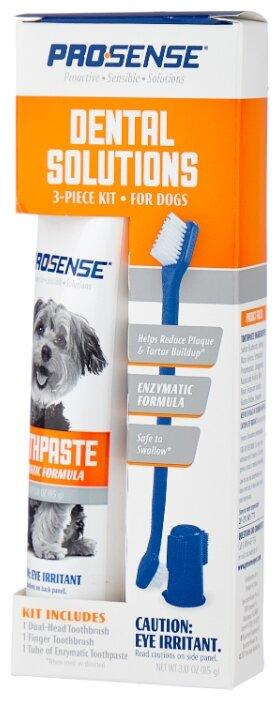 Комплект 8 In 1 для ухода за зубами Pro-sense для собак (1 шт.)