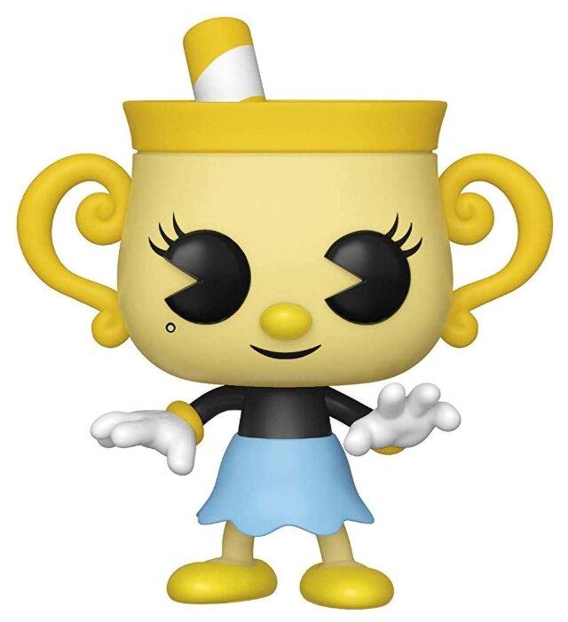 Фигурка Funko POP! Cuphead - Мисс Чалис 34476