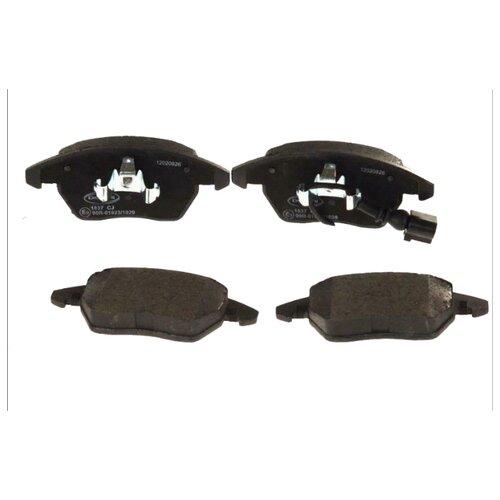Дисковые тормозные колодки передние DELPHI LP1837 для Audi A1 (4 шт.) фото