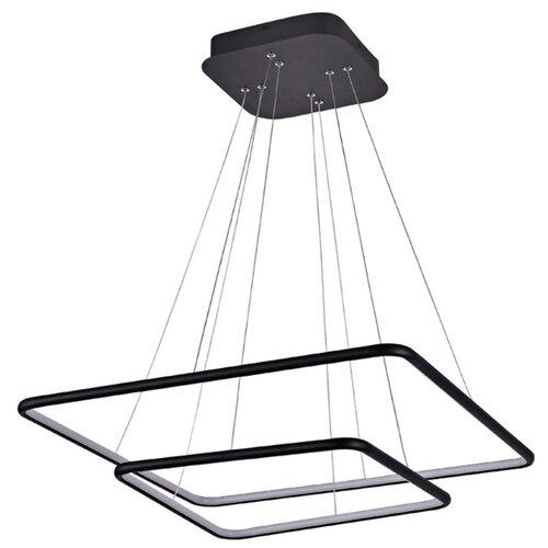 Светильник светодиодный Donolux S111024/2SQ 75W Black In, LED, 75 Вт