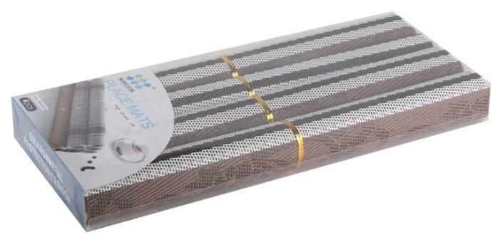 Салфетка столовая Коралл 4000, ПВХ (поливинилхлорид)
