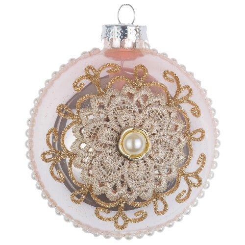 Набор шаров KARLSBACH 08988, розовый