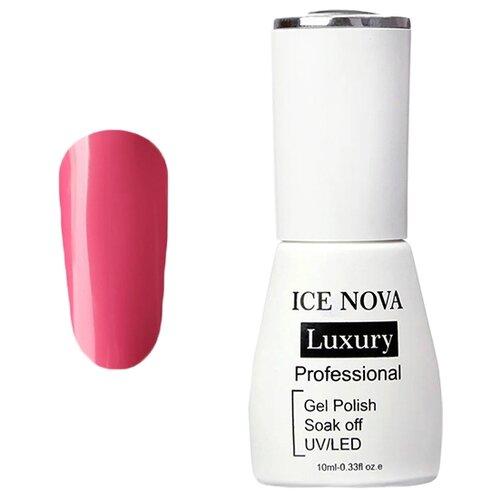 Купить Гель-лак для ногтей ICE NOVA Luxury Professional, 10 мл, 008 rosewood