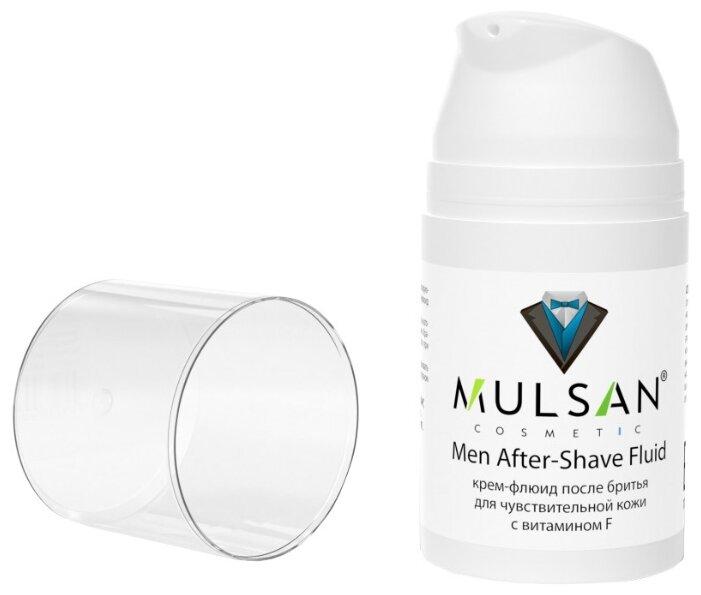 Крем флюид после бритья для чувствительной кожи