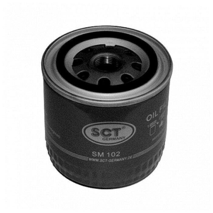 Масляный фильтр SCT SM 102