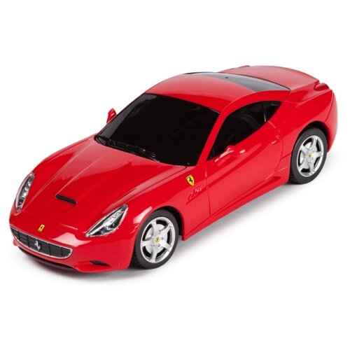 Купить Легковой автомобиль Rastar Ferrari California (46500) 1:24 красный, Радиоуправляемые игрушки