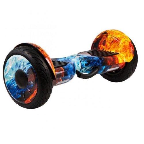 Гироскутер GT Smart Wheel Aqua 10.5 огонь и лед гироскутер smart balance suv premium 10 5 огонь и лед