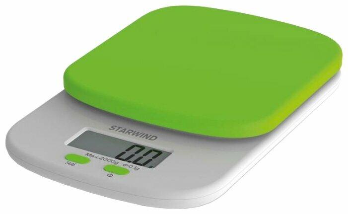 Кухонные весы STARWIND SSK2155/2156/2157/2158