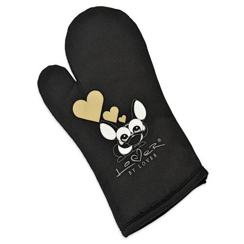 BergHOFF рукавица Lover by Lover черный кастрюля с крышкой 16 см 1 4 л berghoff lover by lover 3800005