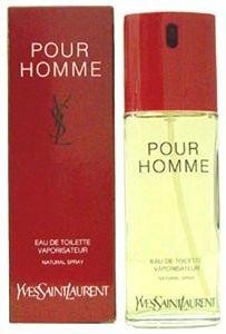 Туалетная вода Yves Saint Laurent Yves Saint Laurent pour Homme (1971)