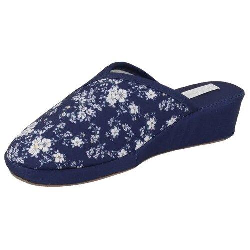 Тапочки PALERMO W402 De Fonseca синий 36 (De Fonseca)Домашняя обувь<br>