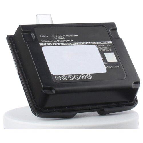 Аккумулятор iBatt iB-U1-M5148 1400mAh для Horizon HX471S, HX460, HX460S, HX470S, HX471, HX471SB, HX471SS, для Vertex VX-5, VX-6R, VX-7R, VX-5R, VXA-700, VX-6E, VXA-710, VX-5RS, VX-7RB, для YAESU VX-5, VX-6R, VX-6,