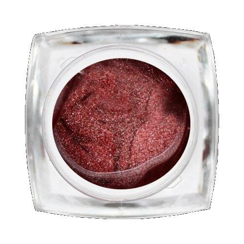 Краска Nika Nagel Stretch-gel (паутинка металлик) красный металлик