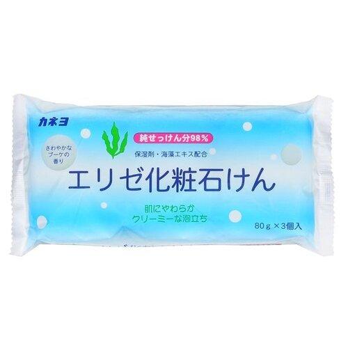 Мыло кусковое Kaneyo Elysee Морские водоросли, 240 гМыло<br>