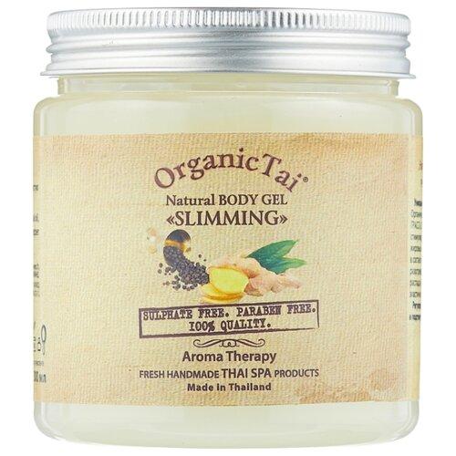 Organic TAI гель натуральный для тела Для похудения 300 мл альгинатные маски для тела для похудения
