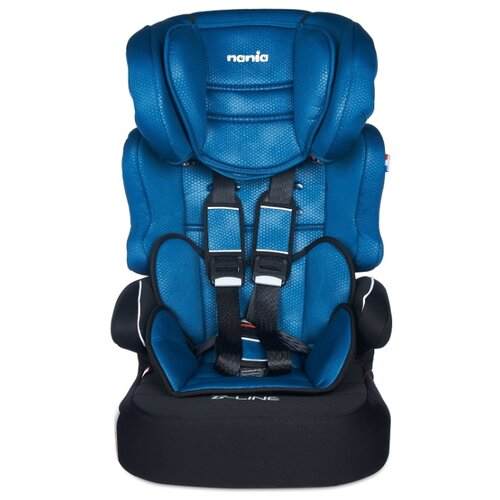 Купить Автокресло группа 1/2/3 (9-36 кг) Nania Beline SP LX, blue, Автокресла