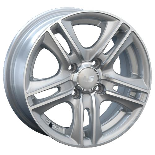 Фото - Колесный диск LS Wheels LS191 7х16/5х114.3 D73.1 ET40, SF колесный диск ls wheels ls570 7x16 5x114 3 d73 1 et40 hp