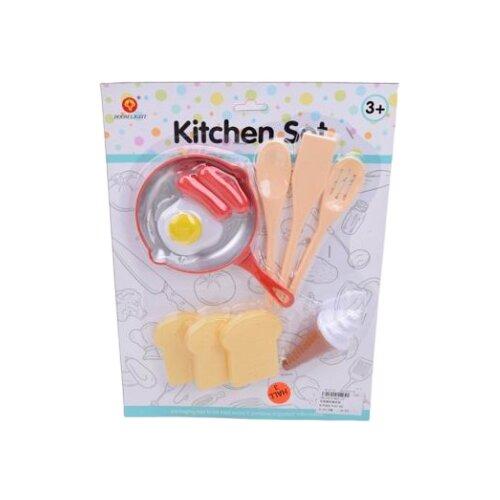 Набор продуктов с посудой China Bright Pacific 1811977 разноцветный набор доктора china bright pacific 1744823