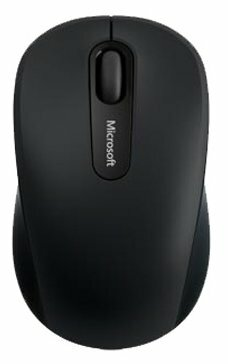 Мышь Microsoft Mobile Mouse 3600 PN7-00004 Black Bluetooth