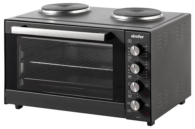 Мини-печь Simfer Classic M3540 — купить по выгодной цене на Яндекс.Маркете