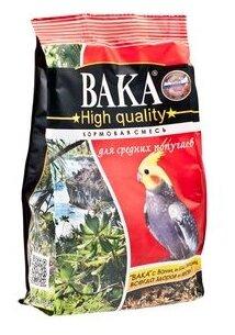 Корм для птиц Вака High Quality, Корм для средних попугаев (0,5 кг)