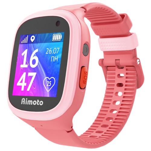 Детские умные часы c GPS Aimoto Ocean коралловый