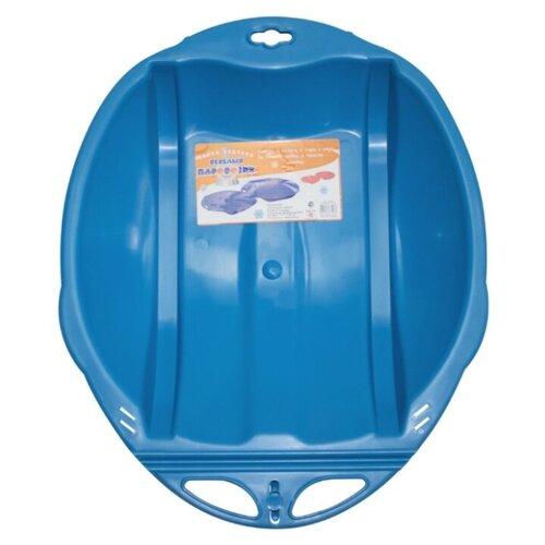 Купить Ледянка RT Весёлый паровозик (7373) синий, Ледянки
