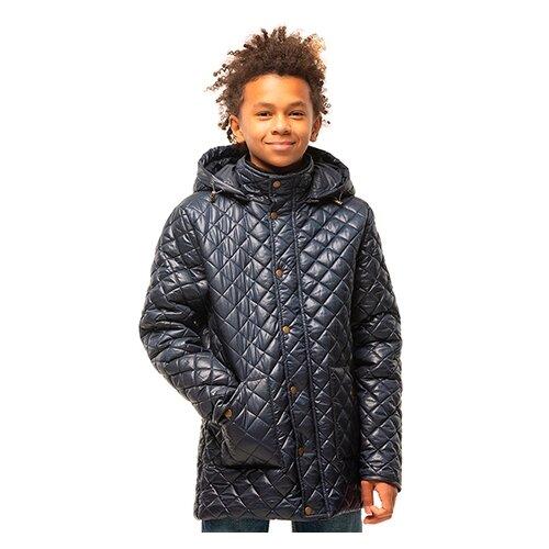 Куртка V-Baby размер 122, синий v baby куртка v baby красный 110