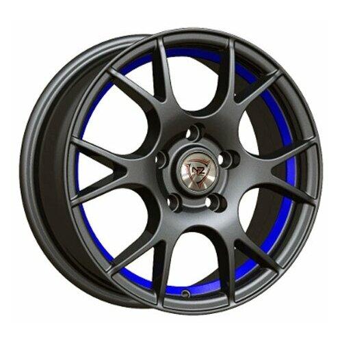 Фото - Колесный диск NZ Wheels F-42 6x15/5x100 D57.1 ET40 BKBSI колесный диск nz wheels f 2 6x15 5x100 d57 1 et40 bkfbsi