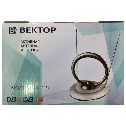 Фото - Комнатная DVB-T2 антенна Вектор AR-027 ниворожкина л и статистические методы анализа данных isbn 978 5 369 01612 1