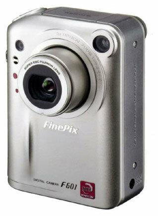 Фотоаппарат Fujifilm FinePix F601