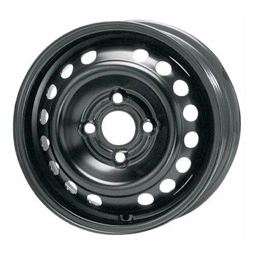Фото - Колесный диск Trebl 64E45M 6x15/4x114.3 D66.1 ET45 black колесный диск trebl 8030 6x15 5x100 d56 1 et55 black