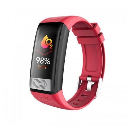 Умный браслет HerzBand Active ECG 2 красный nowley 8 5360 0 2