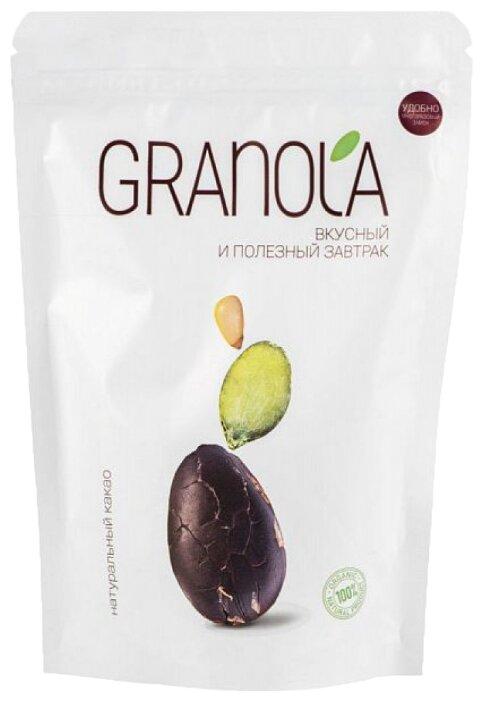 Гранола Nutsbee Натуральный какао, 100 г