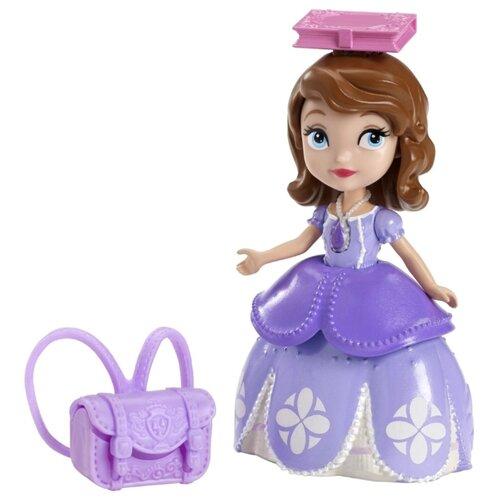 Кукла Mattel Disney София Прекрасная София идет в школу, 8.5 см, CJP99 детский музыкальный инструмент disney микрофон софия прекрасная принцесса 2698575