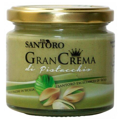 Santoro Крем фисташковый сладкий 385 г
