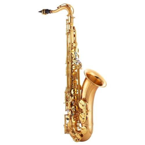 Саксофон тенор John Packer JP042 золотой лак Bb