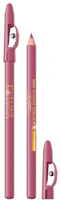Eveline Cosmetics Контурный карандаш для губ Max Intense Colour