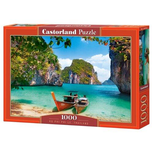 Купить Пазл Castorland Ko Phi Phi Le Thailand (C-104154), 1000 дет., Пазлы