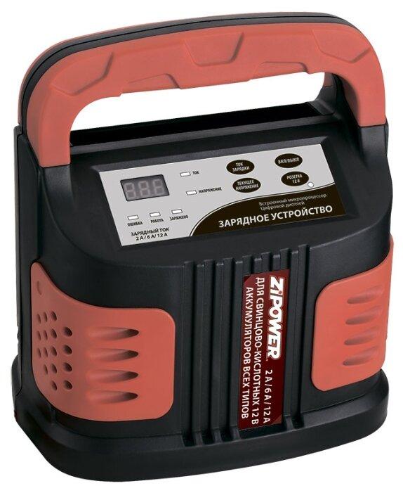 Зарядное устройство ZiPOWER PM6512