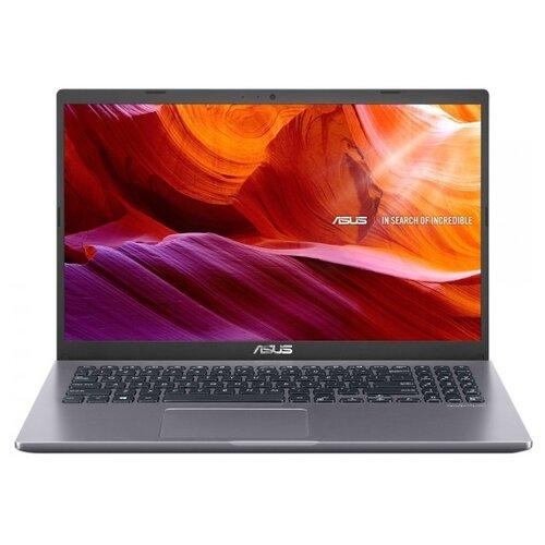 "Ноутбук ASUS X545FA-BQ189T (Intel Core i5 10210U 1600MHz/15.6""/1920x1080/8GB/256GB SSD/1000GB HDD/DVD-RW/Intel UHD Graphics 620/Wi-Fi/Bluetooth/Windows 10 Home) 90NB0NN2-M03290 серый"