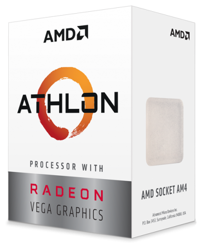 Процессор AMD Athlon 240GE
