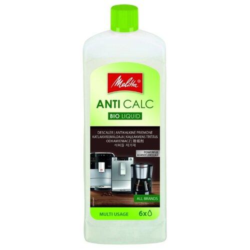 Средство Melitta Anti Calc Bio, 250 мл средство для чистки melitta anti calc bio l 250ml