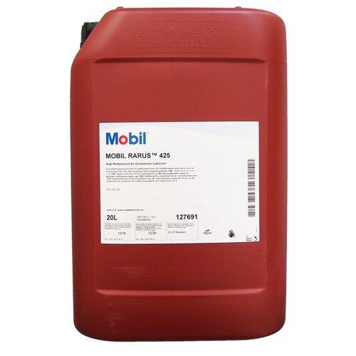 Компрессорное масло MOBIL RARUS 425 20 л