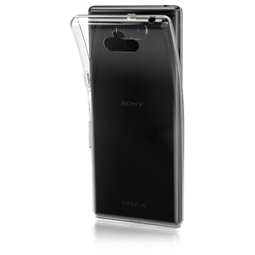 Чехол Rosco 10-TPU для Sony Xperia 10 прозрачный