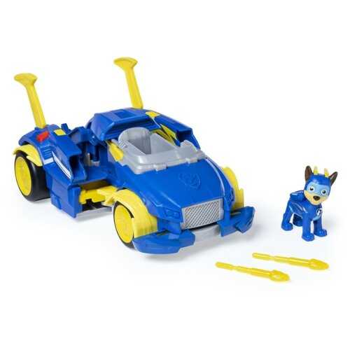 Купить Фигурка Spin Master Paw Patrol Супермашинка-трансформер Гонщика 6053687, Игровые наборы и фигурки