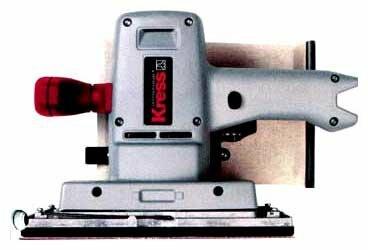 Плоскошлифовальная машина Kress 250 RSE set