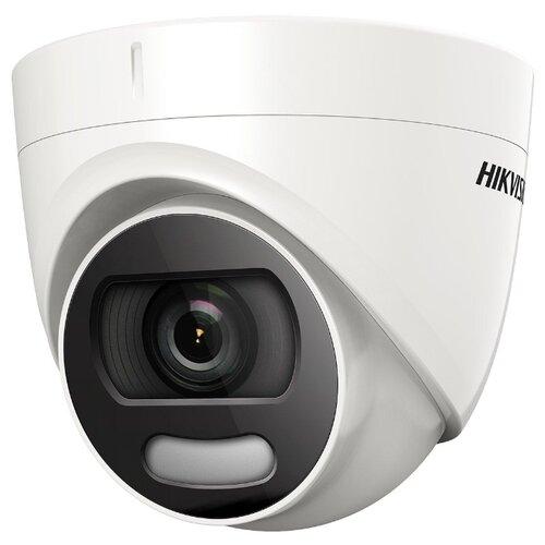 Камера видеонаблюдения Hikvision DS-2CE72DFT-F28 белый камера видеонаблюдения hikvision ds 2ce16h8t itf 3 6мм