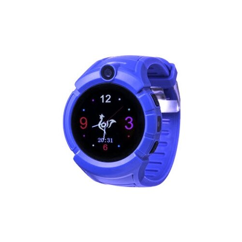 Часы Smart Baby Watch Q360 / G610 синийУмные часы и браслеты<br>